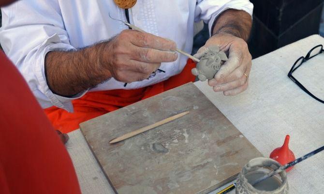 Artigianato Artistico Puglia.Artigianato Artistico E Tradizionale Make It In Puglia